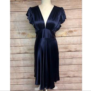 Michelle Mason Silk Dress